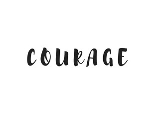 Courage In The Unfamiliar