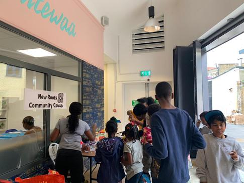 Empowerment Brunch @ Peckham Palms