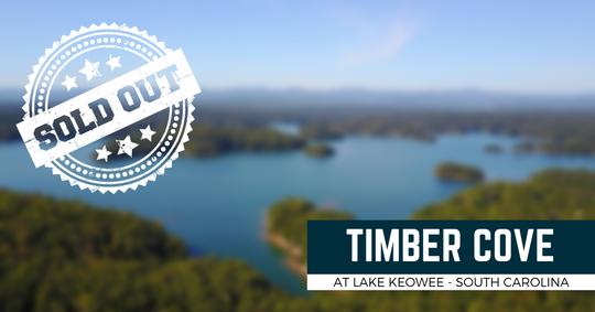 Timber Cove at Lake Keowee