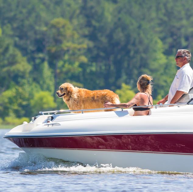 Boating Fun!