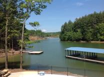 Waterside Park on Lake Nottely