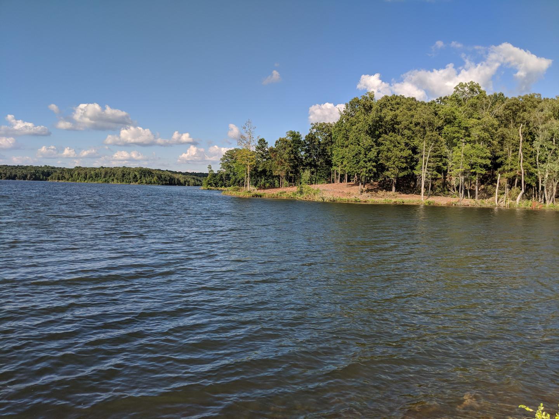 Perfect lake getaway