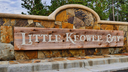 Little Keowee Bay Entrance