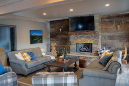Living Room of Highland Park Clubhouse
