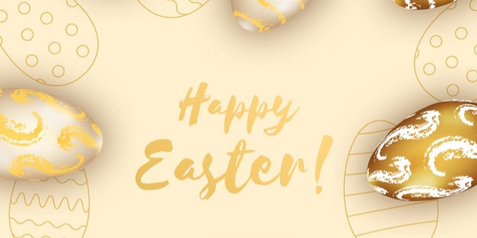 Kids Ministry Easter Celebration