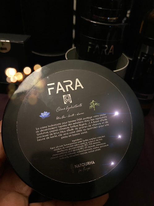 Crème hydratante FARA 250ml