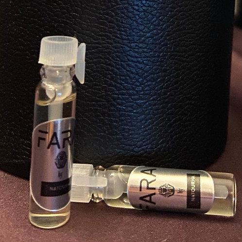 FARA échantillons parfum