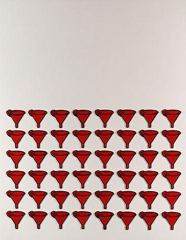 78    - Gli imbuti 78 - 80x100 - 1969 -
