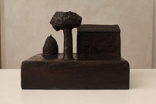 casa albero covone - cm 30x30x23 - 2012