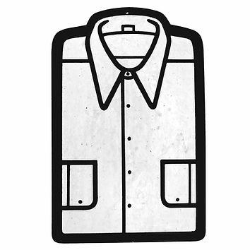 Camicia - 50x60 circa - 1971 - ferro mm3