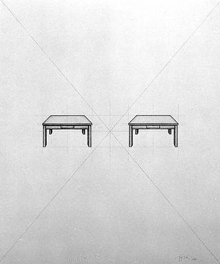 6    - Elenco di cose 6 - 50x60 - 1976 -
