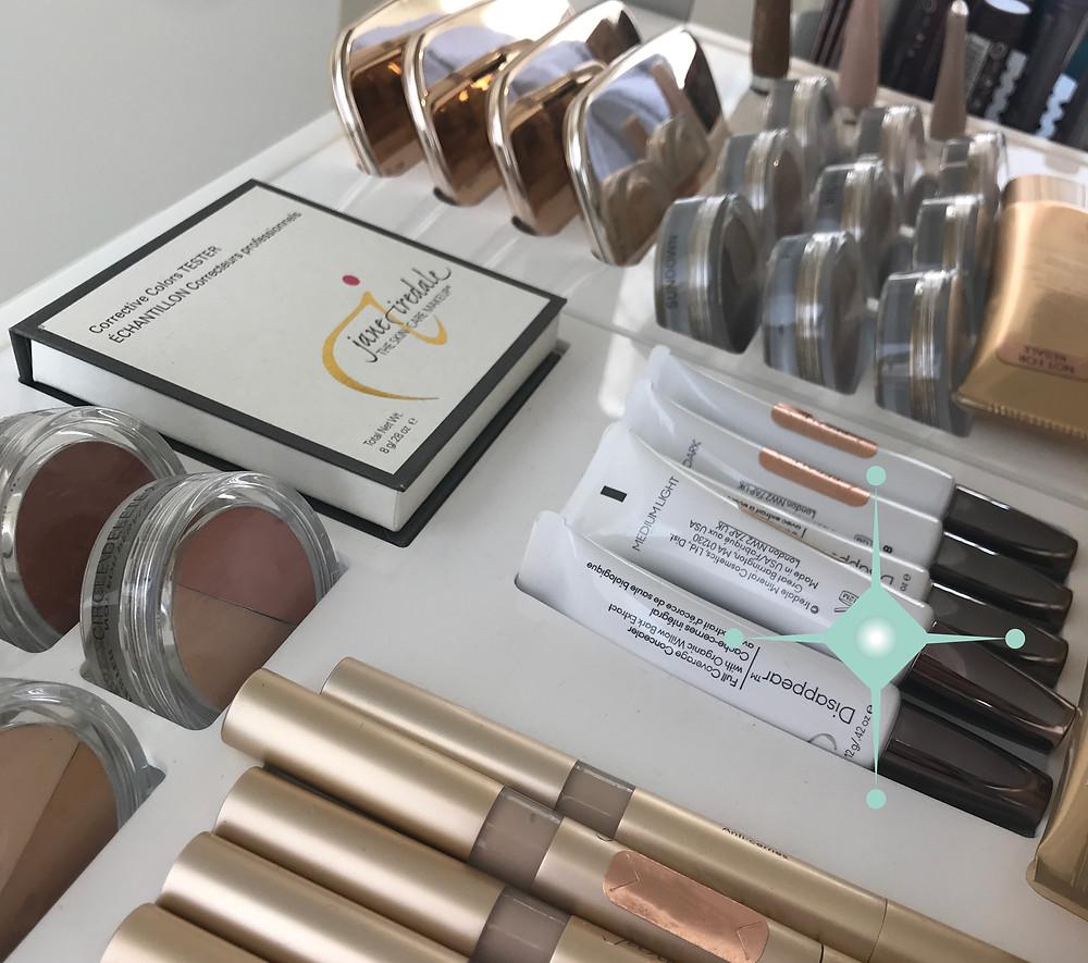 Jane Iredale Makeup Lustre Skin Care
