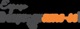 Logo Desprograme-se _ PRETO e LARANJA (1