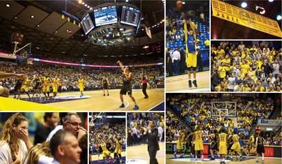 Maccabi Tel aviv - Basket