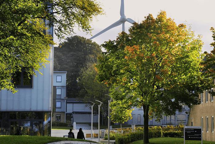Lancaster campus (carousel)