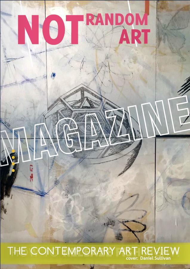 Couverture Not random art Magazine