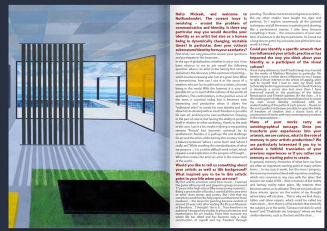Mickael doucet interview page 2