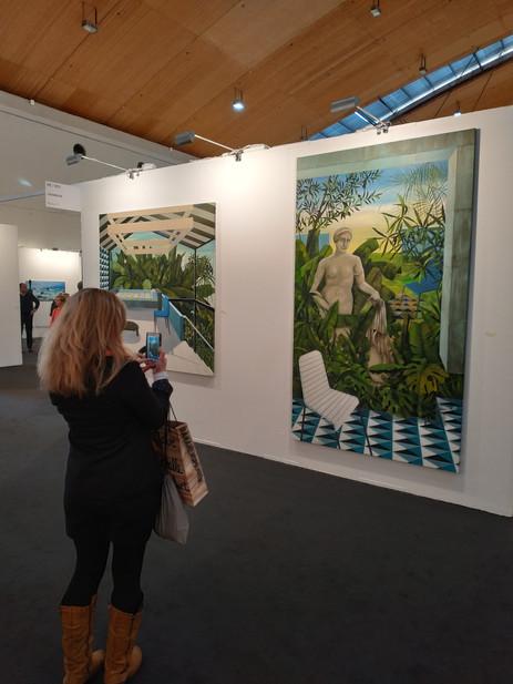 Art Karlsruhe 2019 // Galerie Charron