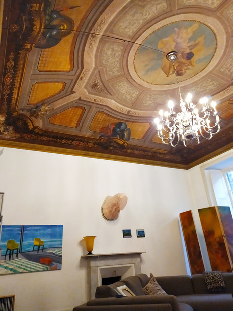 Exhibition in Torino, Italy 2019