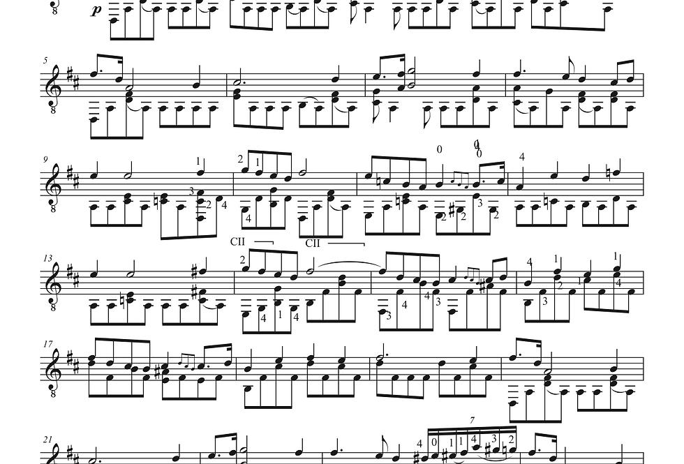 Prelude 15 op.28 Chopin