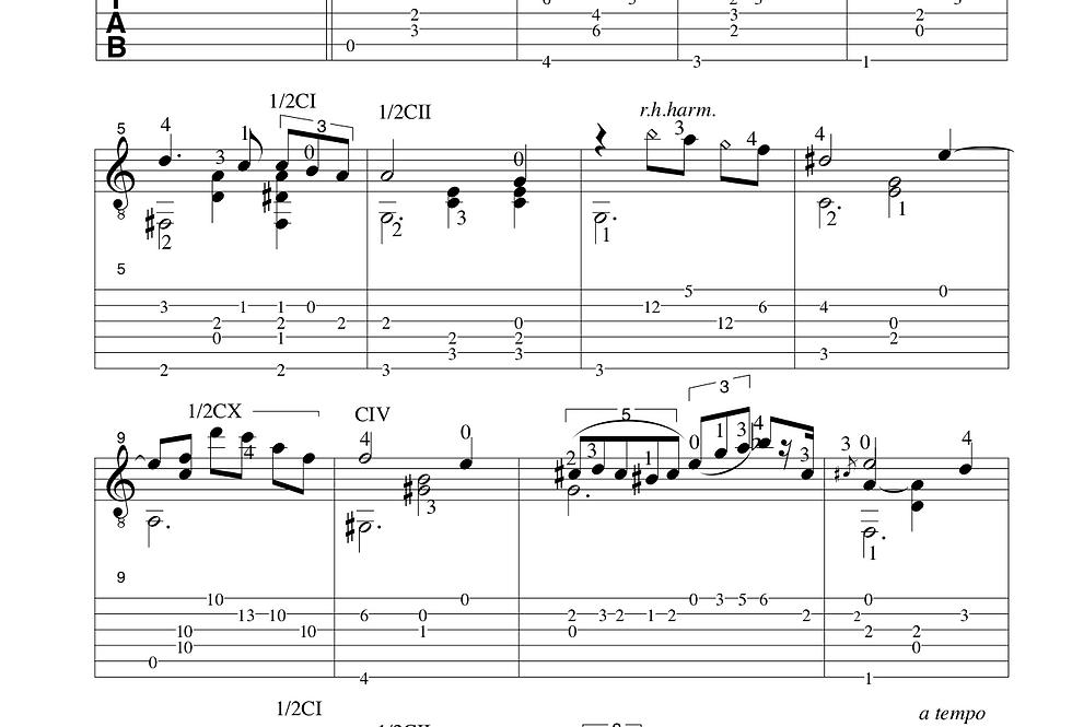 Waltz op69 #1 Chopin