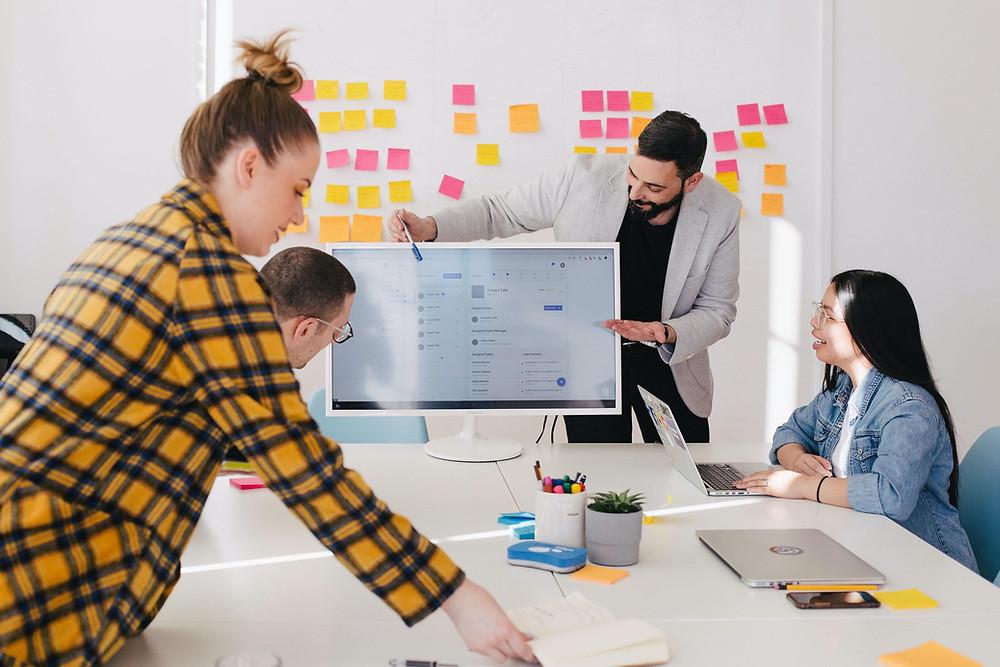 startup pitch deck presentation