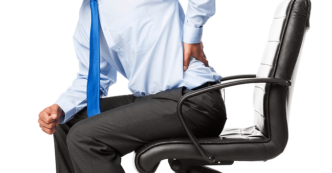 5 Tips for Back Pain Relief at the Offic