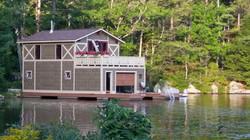 Springfield boat house