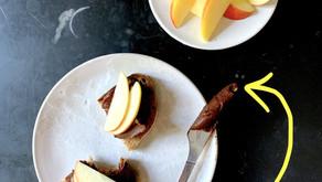 Sweet potato cocoa spread