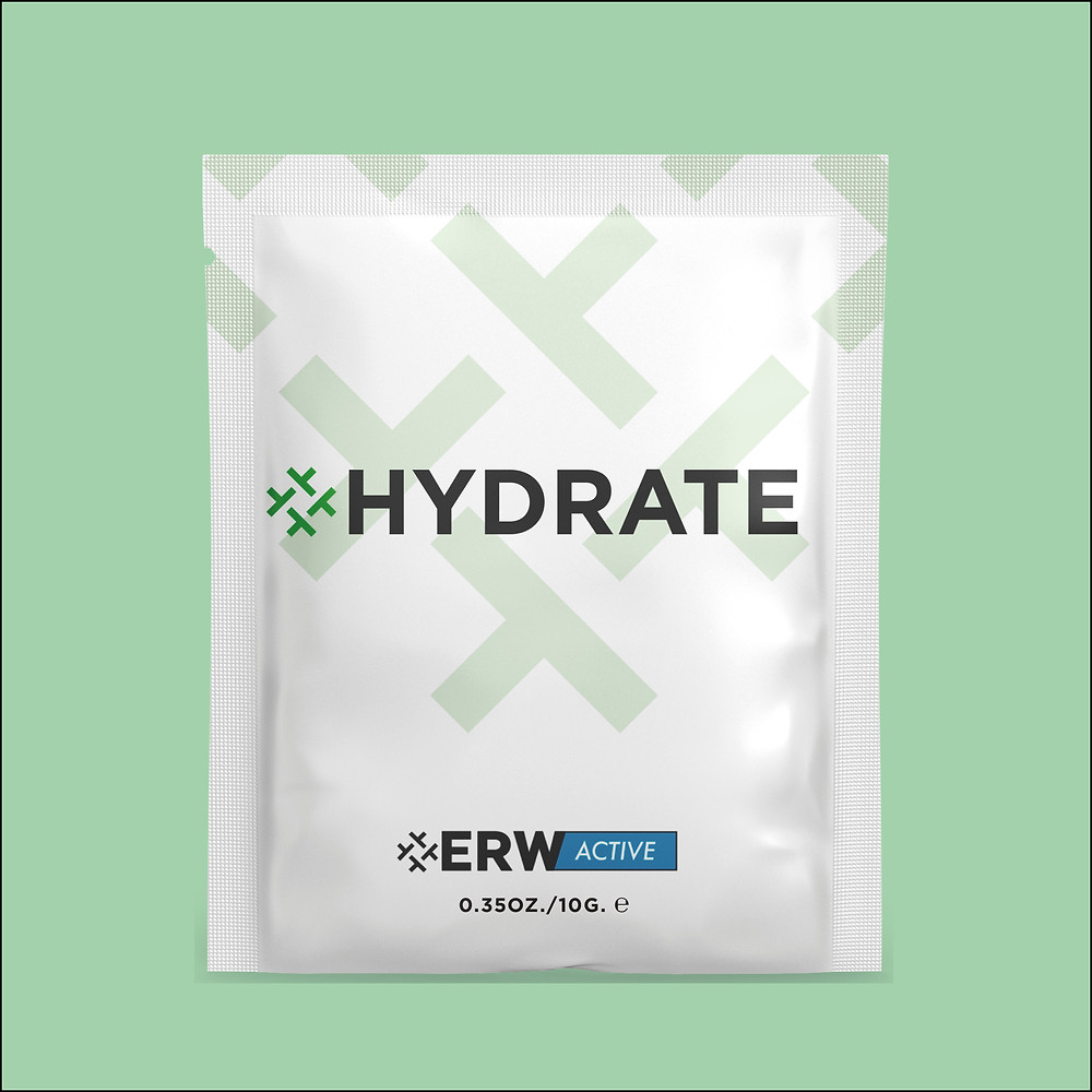 ERW active HYDRATE hydration