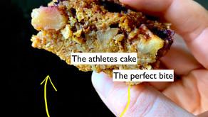 The athletes pie