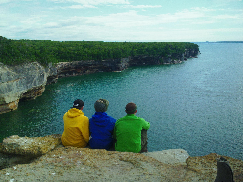 Pictured Rocks National Lakeshoree