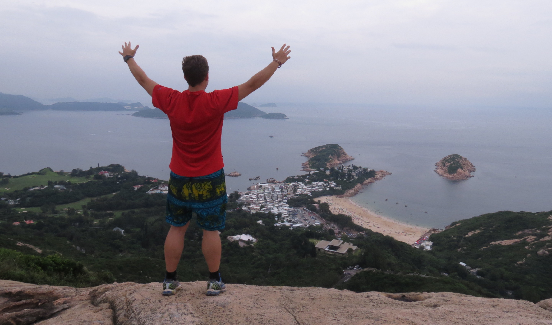 Dragon's Back Hike Hong Kong