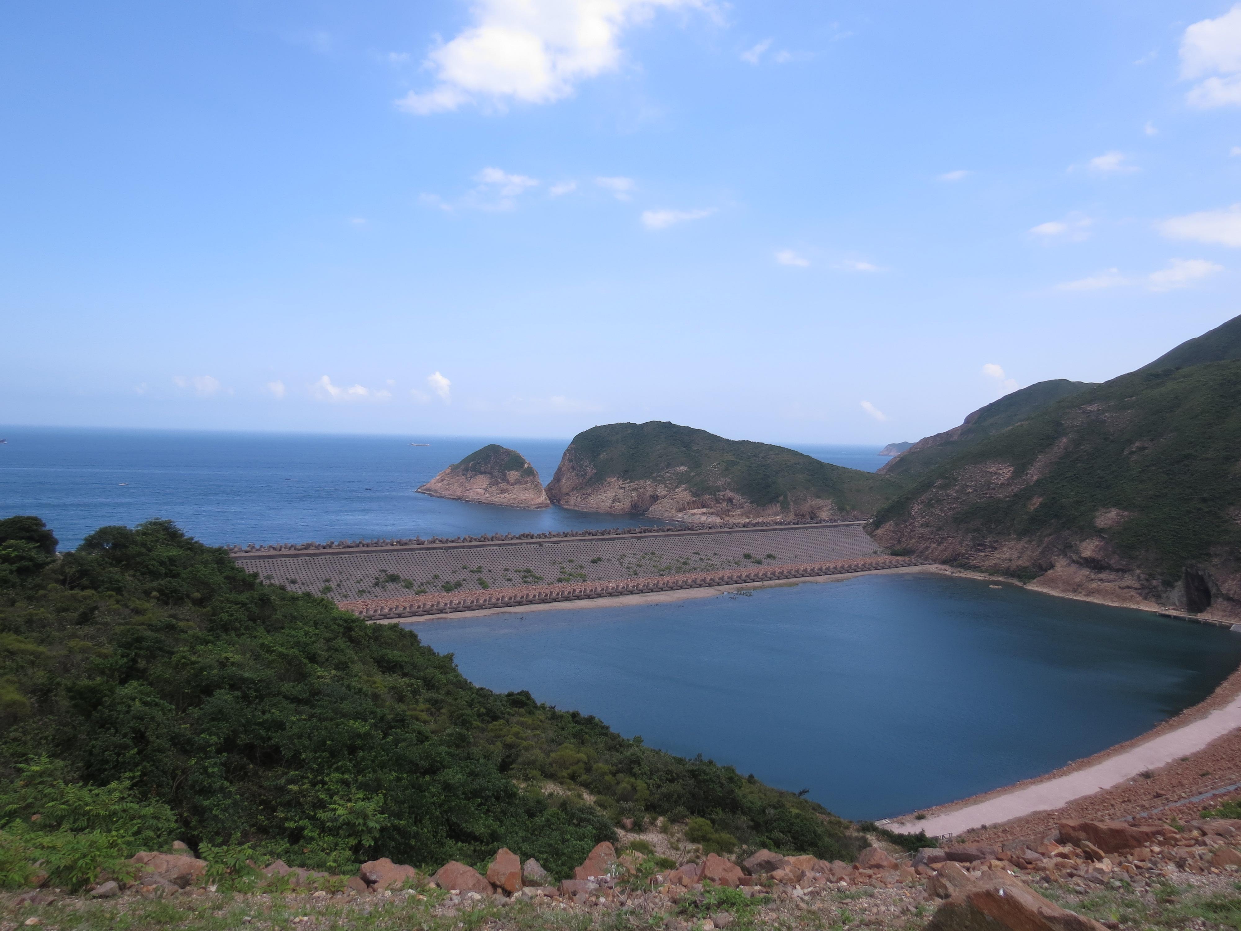 High Island East Reservoir