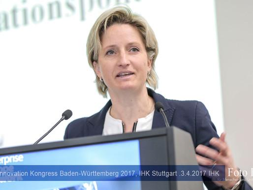 Open Innovation Kongress                     Baden-Württemberg 2017