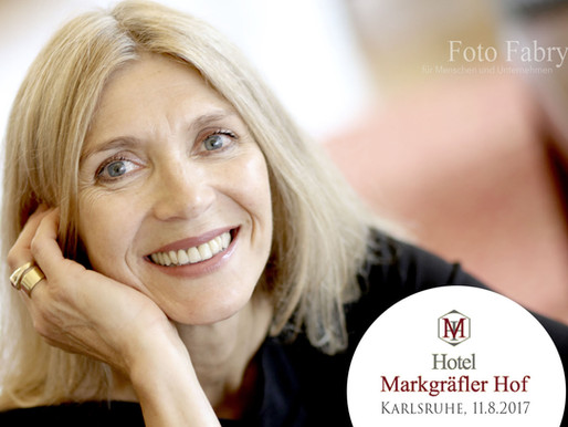 Hotel Markgräfler Hof -  die Inhaberin: Gabriele Zwecker-Hagl