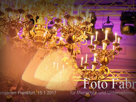 WELCOME im Palmengarten Frankfurt