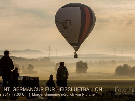 Heißluftballone