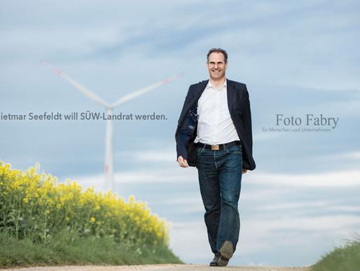 Landratkandidat in SÜW