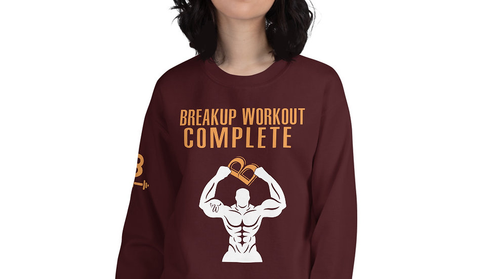 Completion Sweatshirt, Women's