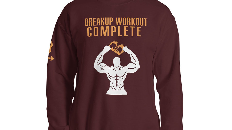 Completion Sweatshirt, Men's