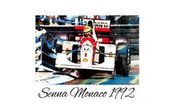 SENNA MONACO 1992