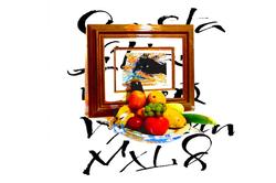 FRUIT VEGETABLES & ART
