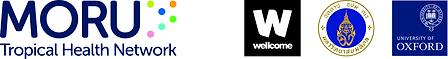 Logo of MORU Tropical Health Network, Thailand