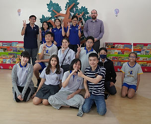 Photo of YAAR Thailand Youth Working Group