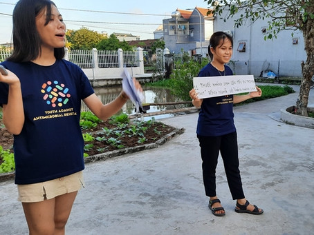 Knowledge on antibiotic resistance shared in northern Vietnam