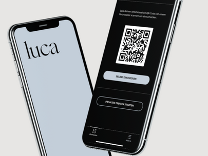 Luca App: die Lösung für die Gastronomie?