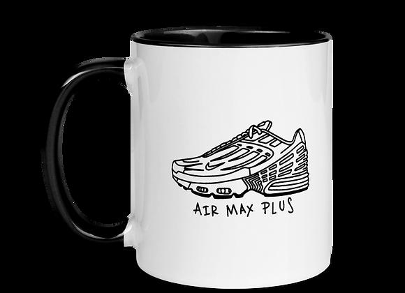 AM PLUS 3 COFFEE MUG