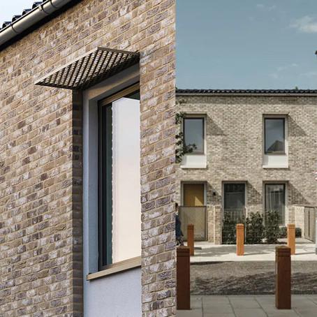 Award winning eco friendly council housing?