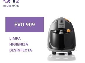 EVO 909: O Potente Higienizador